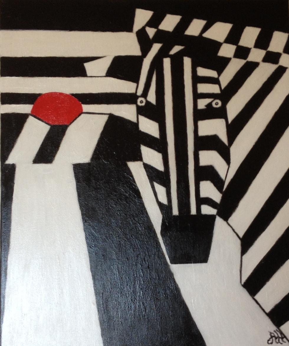 association deuxieme souffle peinture geometrique pertuis hubert